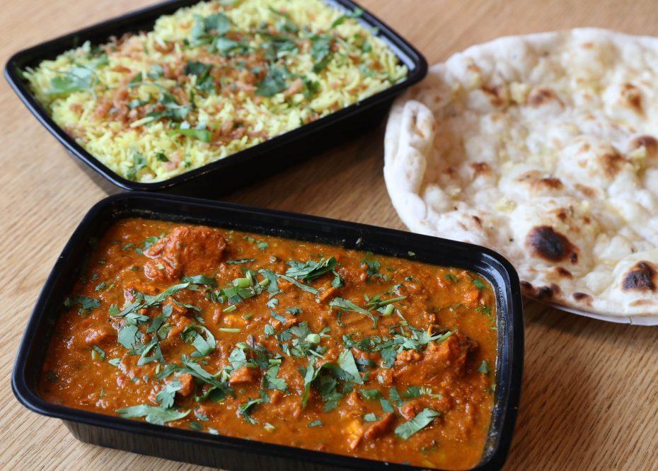 Palak Paneer (spinach) Vegetarian