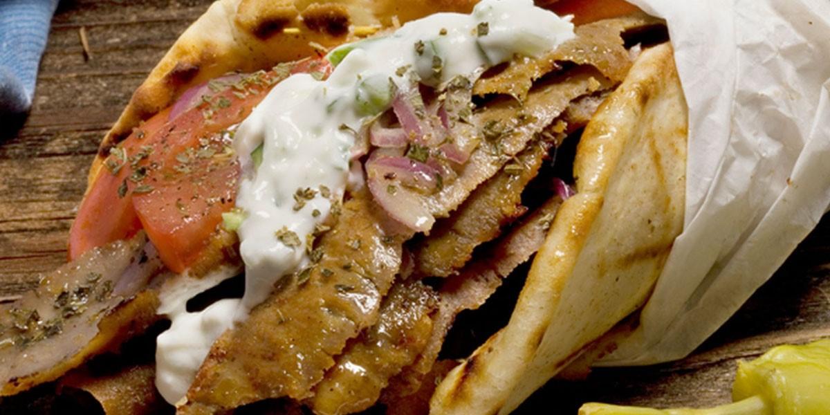 Beef Seekh Kebab Wrap