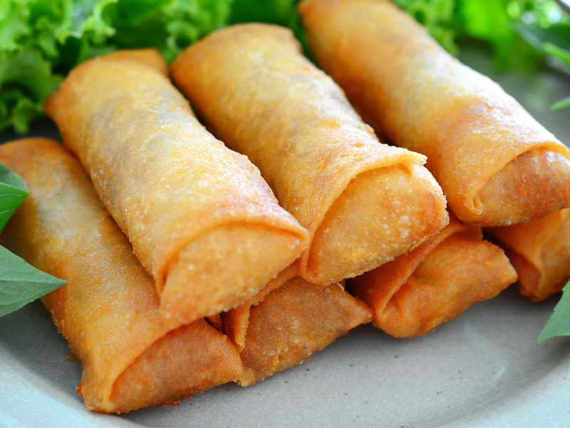 A3. Spring Roll