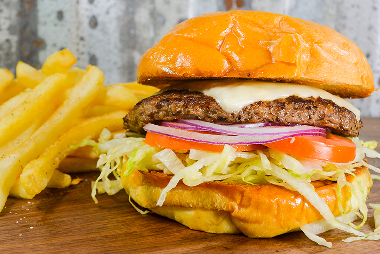 California Cheeseburger