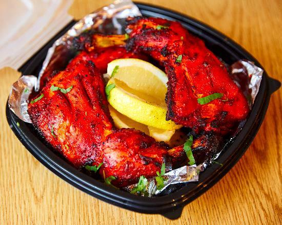 6 pc.Tandoori Chicken Leg Quarter