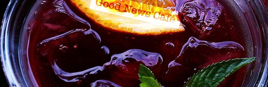 Welcome to Olivia's Good News Cafe!