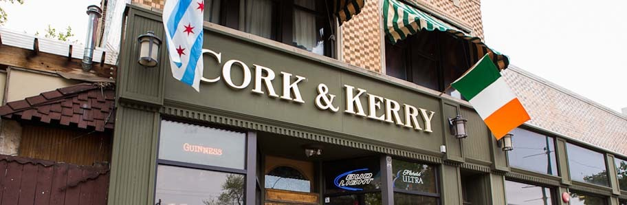 Welcome to Cork & Kerry - Chicago