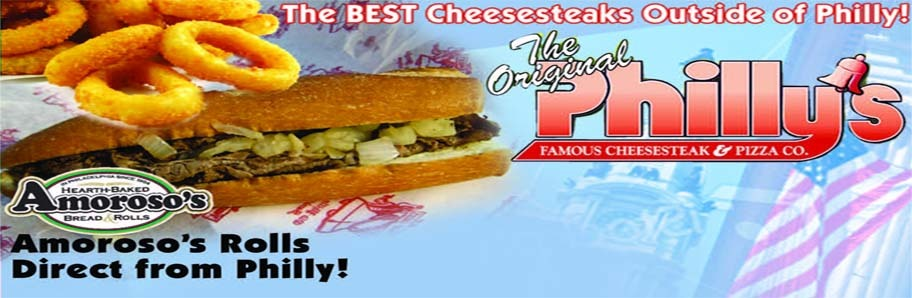 Welcome to Philly's Famous Cheesesteaks!