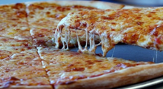 BEST TASTING PIZZA