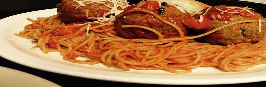 Spaghetti all Polpette