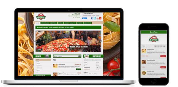 Restaurant Online Ordering system